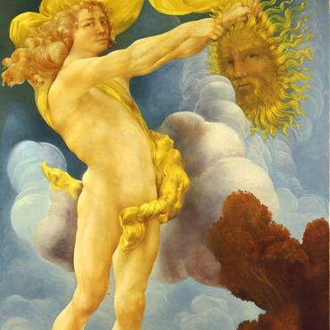 Apollo e il sole
